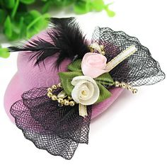Cheap hat, Buy Quality headband sport directly from China headband display Suppliers:   Description:   100% brand new and high quality   Fashion and stylish hat hair clip   Easy to match with fancy dresses