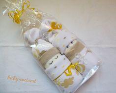 Windeltorten - Windelbaby AprilZart - ein Designerstück von baby-weisert bei DaWanda