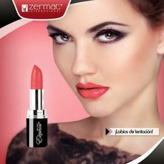 Lipstick  ELEGANZZA BY ZERMAT JOB AVAILABLE ORDER / ENROLL ON LINE WWW.ZERMATUSA.COM/ESPARZA ...FOR MORE INF USA (909) 749-7397 MEX. 664.475-3650 CELL