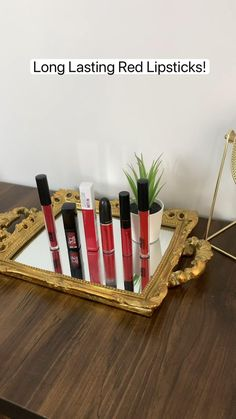Lipstick Guide, Diy Lipstick, Red Lipsticks, Colourpop Lipstick, Makeup Order, Buy Makeup, Makeup Revolution Palette, Perfect Winged Eyeliner, New Makeup Ideas