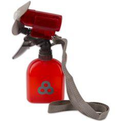 Bonnaroo Red Spray Fan