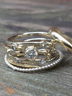 Jewelry Art, Jewelry Rings, Silver Jewelry, Jewellery, Unique Wedding Bands, Wedding Rings, Ring Watch, Beautiful Rings, Handmade Jewelry