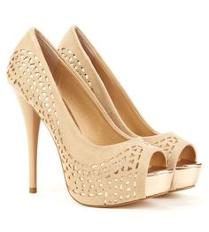 Kaitlyn CutOut Pumps ♥