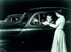 James Dean e Natalie Wood, 1955<imdbot..