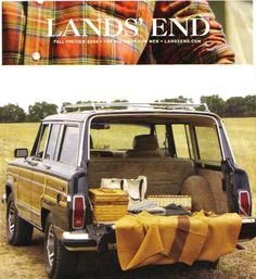 Classic Jeep Grand Wagoneer