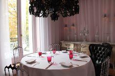 Restaurant Cristal Room Guy Martin à Paris 16  Date night in Paris