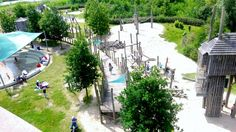 Bosspeeltuin maximpark Utrecht Vleuten Leidsche Rijn - Mamaliefde.nl