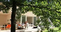 First built Atelier House near lake Hvitträsk in Finland House Near Lake, Prefabricated Houses, Being In The World, Experiential, Finland, Explore, Architecture, Building, Design