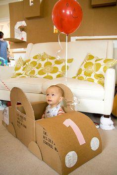 fun with cardboard