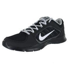Women NIKE Flex Trainer 4 Size 8.5 W Athletic BLACK NIB #Nike #RunningCrossTraining