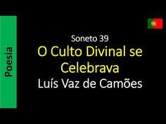O Culto Divinal se Celebrava - Luís Vaz de Camões  | Poema