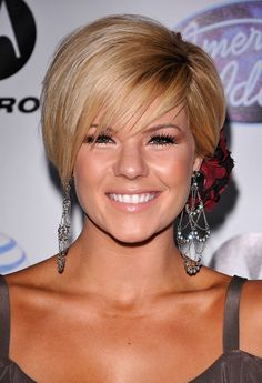 Kimberly Caldwell Dangling Chain Earrings - Kimberly Caldwell Looks - StyleBistro