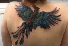 Da li je ovo najbolja tetovaža ikada?! VIDEO