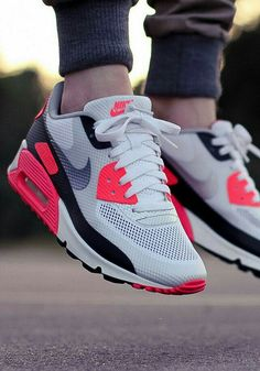 5b8e0431aa Adidas Women Shoes - Nike Air Max 90 Infrared Air Time - We reveal the news  in sneakers for spring summer 2017