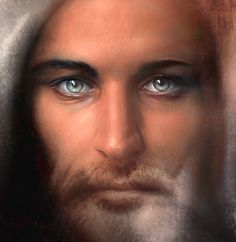 God and Jesus Christ Pictures Of Jesus Christ, Religious Pictures, Religious Art, Jesus Our Savior, Jesus Is Lord, King Jesus, Jesus E Maria, Jesus Christus, Jesus Face