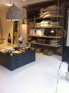 Folklore design store, London store design