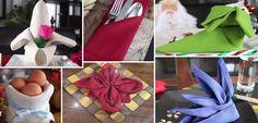 Δείτε πώς μπορείτε να κάνετε 9 φοβερά διπλώματα πετσέτας για το γιορτινό τραπέζι! - {ΒΙΝΤΕΟ}