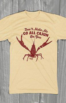 The Cajun American   Louisiana