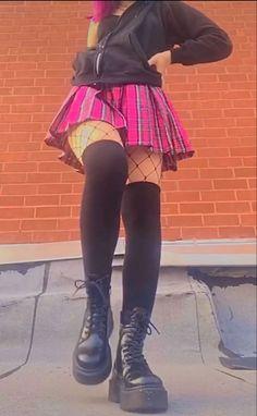 Adrette Outfits, Indie Outfits, Retro Outfits, Grunge Outfits, Cute Casual Outfits, Fashion Outfits, Pastel Goth Outfits, Egirl Fashion, Kawaii Fashion