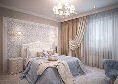 Спальня в ЖК Бавария. Спальня