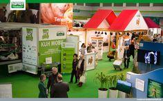 Bilder & Impressionen - Moderne Landwirtschaft - Das Kuh Mobil auf dem ErlebnisBauernhof 2015 auf der Internationalen Grünen Woche in Berlin