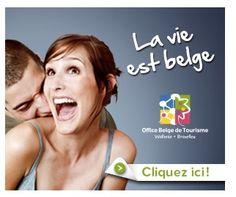 Office Tourisme Belgique / campagne web