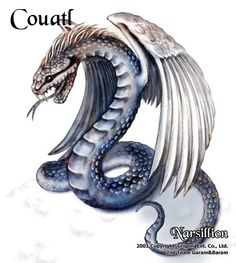 Couatl Photo by War-overlord | Photobucket