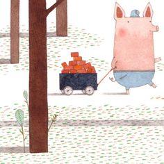 Ilustración de Cristine Pym
