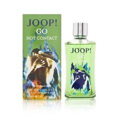 Joop Go Hot Contact for Men by Joop EDT Spray 3.4 oz