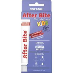 AfterBite Kids Insect Bite Treatment, Ivory