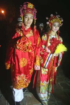 Wedding ceremony of Nguyen Dynasty's princess
