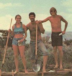 Annie, Joe Henry & John