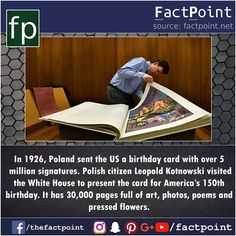 701 Likes, 4 Comments - Fact Point (@factpoint) on Instagram