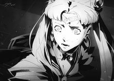 Art of Denimecho Sailor Moon Meme, Sailor Moon Art, Moon Drawing, Gamers Anime, Art Challenge, Manga Comics, Cute Art, Chibi, Anime Art