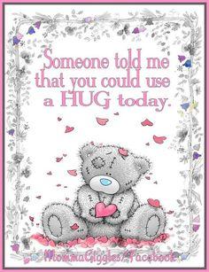 Love & hug Quotes : Tatty Teddy Bear - (((Hugs))) - Quotes Sayings Teddy Bear Quotes, Teddy Bear Hug, Teddy Bear Images, Tatty Teddy, Cute Teddy Bears, Hugs And Kisses Quotes, Hug Quotes, Hug Pictures, Teddy Bear Pictures