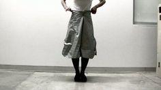 Kinetic Mechanical Skirt