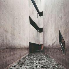 "Maria auf Instagram: ""|Libeskind|"" Tile Floor, Stairs, Museum, Flooring, Instagram, Home Decor, Stairway, Decoration Home, Room Decor"
