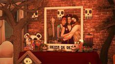 Oh! Hi Plumbob. Sims 4, Polaroid Frame, Happy Halloween, Baby Shower, Painting, Art, Babyshower, Art Background, Painting Art