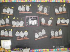 Owl Babies Owl Activities, Nursery Activities, Autumn Activities, Infant Activities, Owl Babies Book, Baby Owls, Fall Preschool, Preschool Crafts, Autumn Eyfs