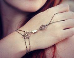 opal slave bracelet