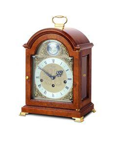 C4210tch - Comitti Of London Georgian Break Arch Mantel Clock