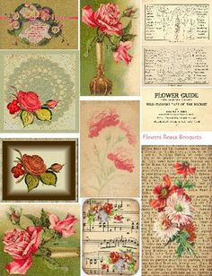 Free collage sheet from freecollagesheets...