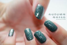 ☂ Autumn Nailstorming by diamant sur l'ongle