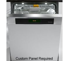 "Specced Miele 24 "" Futura Diamond Plus Series Custom Panel Dishwasher - G 5915 SCI $2500"