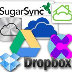 The Best Cloud Storage Solutions for files, photos, documents and movies, put head to head....