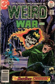 Weird War Tales 56