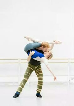 Steven McRae and Sarah Lamb in A Winter's Tale