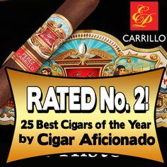 EP Carrillo's La Historia cigar is a tribute to the members of the Perez-Carrillo family who've supported Ernesto to continue evolving and perfecting his craft for decades and this cigar does not disappoint. For more information Visit :- http://www.mikescigars.com/brands/ep-carrillo-la-historia or Call us at :- (800) 962–4427.