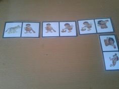 Recursos para Docentes: La Prehistoria (dominó)