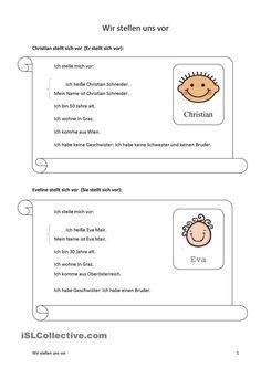 Methoden zum kennenlernen steckbrief